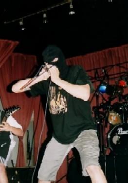 Tenebrum Infectus - Underground Metal Festival II, 20/05/2004