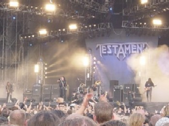 Testament - Wacken Opean Air 2003
