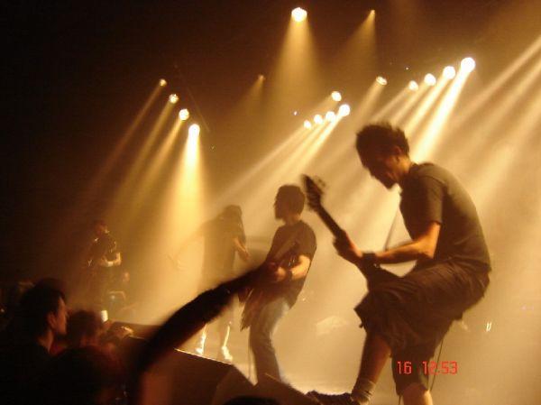 The Arrs - 8ème nuit du Metal, Annemasse, 15 décembre 2007