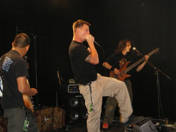 The Fish'n chips - VNV Rock Altitude Festival, 17/08/2007