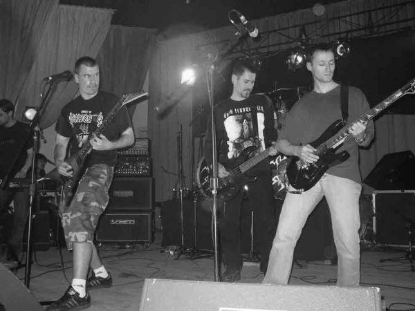 The oath - Underground Festival III, Millery, 23/04/2005
