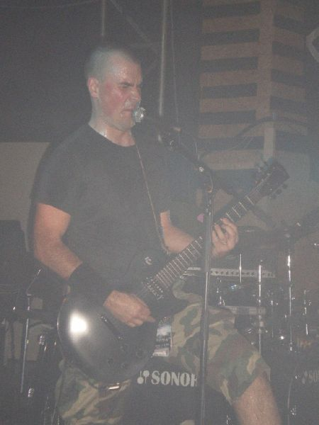 The Oath - Lyon, 17/10/2007