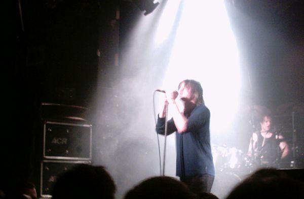The Young Gods - L'Usine, Genève, 16/12/2006