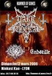Dark Funeral - Lyon 12.03.06