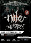 2015-09-12 Nile / Suffocation