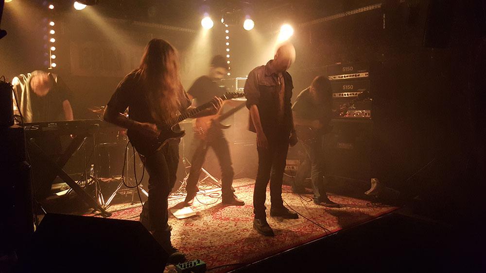 Udyr - Dark Night II, Brin de Zinc, Chambéry, 07/11/2015