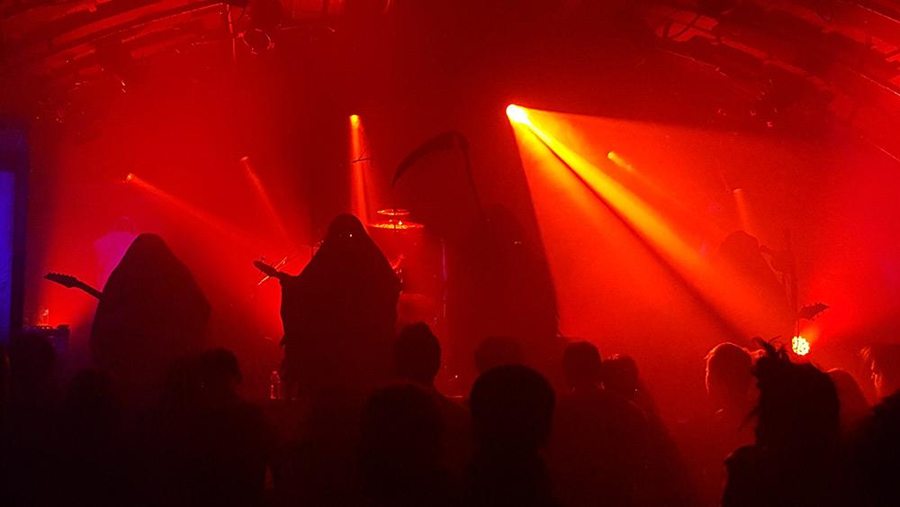 Undead Prophecies - La Cave à Musique, Mâcon, 22/04/2017