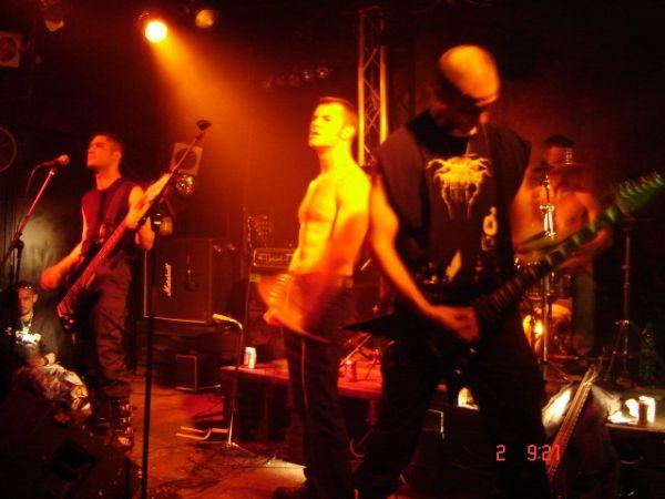 Valgus Dei - Lyon's Hall, 02/09/2006