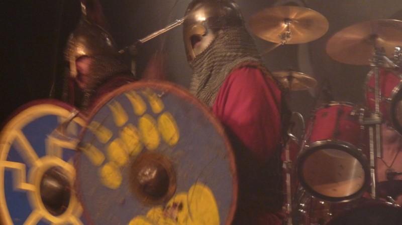 VIKING'N CELTS @ Cernunnos Pagan Fest Iv ELYSEE MONTMARTRE