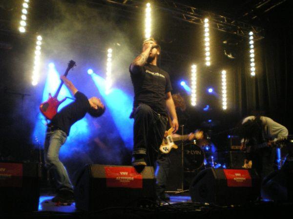 VNV Festival II 2008 - Kehlvin & Rorcal Big Band