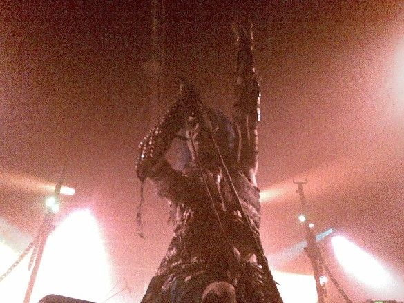 Watain - Paris, 16/10/2007