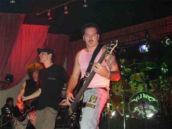 Whisper - Underground Festival III, Millery, 23/04/2005