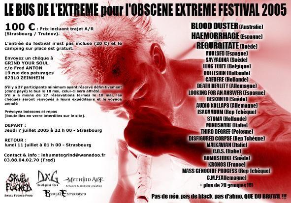 obscene festival