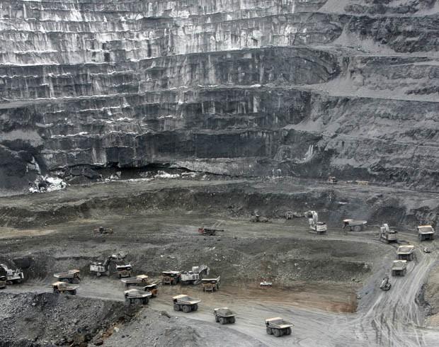 Mine Kyrgyztan