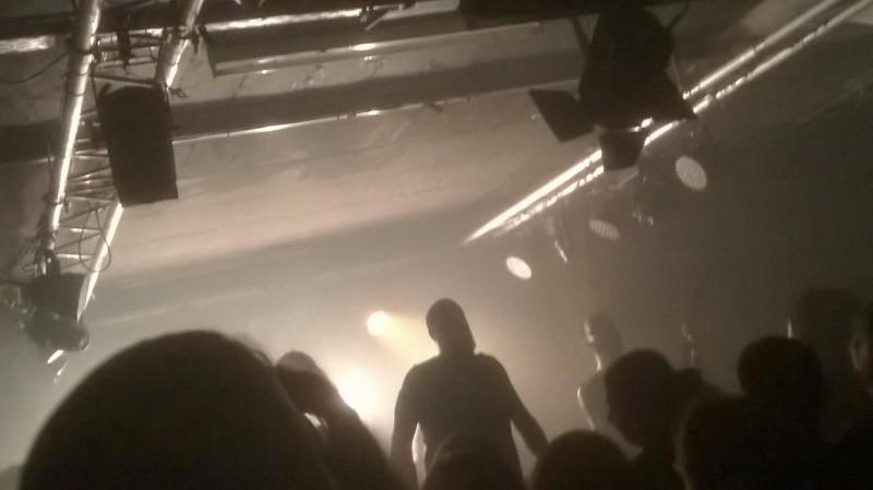 Swiss Underground black metal Festival - Borgne