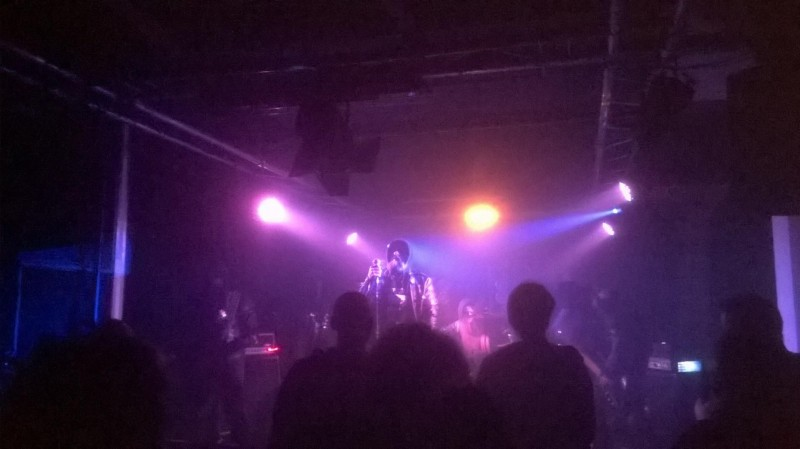 Swiss Underground black metal Festival - Cendres de Haine