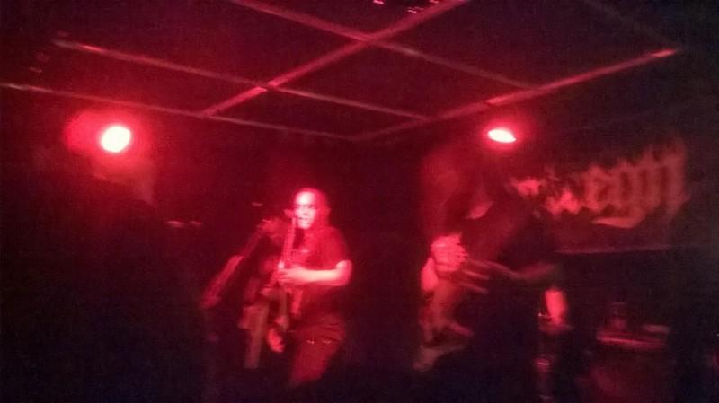 Swiss Underground black metal Festival - Stortregn