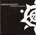 ARKHON INFAUSTUS - Perdition insabilis