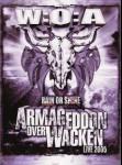 ARMAGEDDON (label) - Armageddon over wacken live 2005