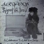 ARYOS - «A Celebration To Lilith Von Sirius»