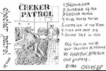 CHECKER PATROL - Metallion In the Park
