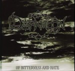 DARKMOON - Of bitterness and hate