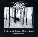 DARKTHRONE - A Night of Unholy Black Metal