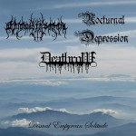 DISMAL EMPYREAN SOLITUDE - Split w/ Benighted in Sodom, Nocturnal Depression & Deathrow