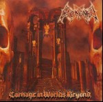 ENTHRONED - Carnage In Worlds Beyond
