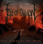 FACE OF OBLIVION - The Embers Of Man