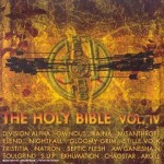 HOLY RECORDS COMPILATION - The Holy Bible Vol. IV