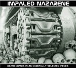 IMPALED NAZARENE - Death comes in 26 carrefully selected pieces