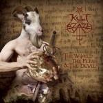 KULT OV AZAZEL - The World, The Flesh And The Devil