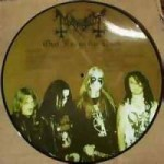 MAYHEM - Out From The Dark