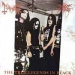 MAYHEM - The true legends in Black