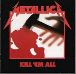 METALLICA - Kill'em all