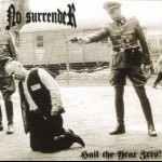 NO SURRENDER - Hail The Year Zero