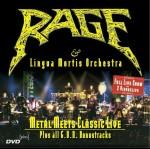 RAGE - Rage & Lingua Mortis Orchestra