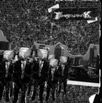 THE DEAD MUSICIAN - Split Zarach' Baal' Tharagh/ The Dead Musician