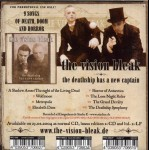 THE VISION BLEAK - The Vision Bleak + Prophecy sampler