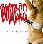 WACOJESUS - Sex Drugs & Deathmetal