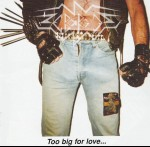 ZEBARGES - Too big for love...