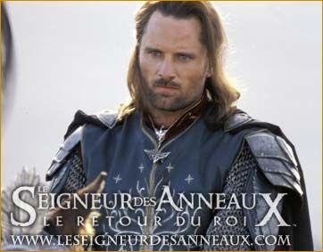 aragorn- seigneur des anneaux
